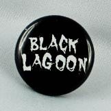 The Black Lagoon Logo Button