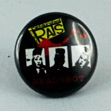 The Retarded Rats - Headshot Button
