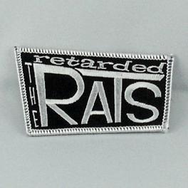 Retarded Rats - Logo - gestickt