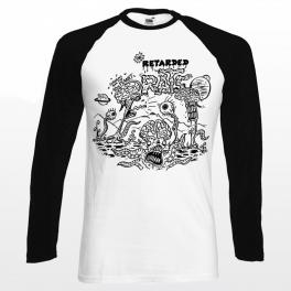 Retarded Rats - Screams from the 10th Planet - Longsleeve