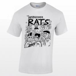 Retarded Rats - Screams from the 10th Planet - Shirt