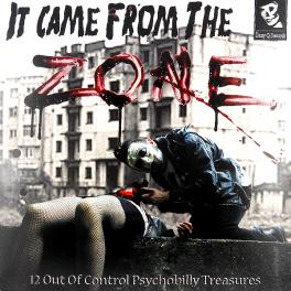 V.A. - It Came From The Zone