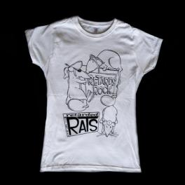 Retarded Rats - Color your own Shirt
