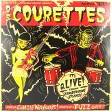Courettes - Live At Tambourine Studios