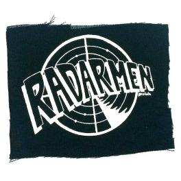 Radarmen Logo Aufnäher