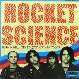 Rocket Science - Burn In Hell