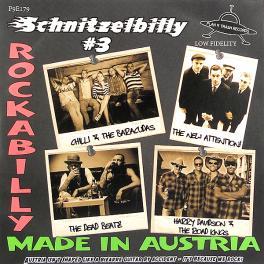 V.A. - Schnitzelbilly Vol. 3