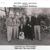 Lonesome Drifters -Wooden Barn Records Presents