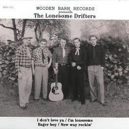 Lonesome Drifters - Wooden Barn Records Presents