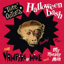 Thee Outlets - Halloween Bash
