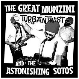 The Great Munzini And The Astonishing Sotos - Turban Twist