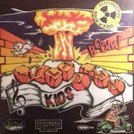 Meltdown Kids - Psychoactive Rock'n'Roll